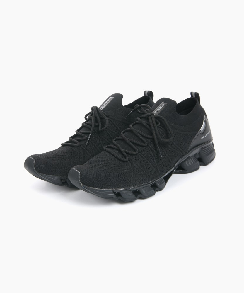 Ballop Tivat Run Sneakers [All Black]