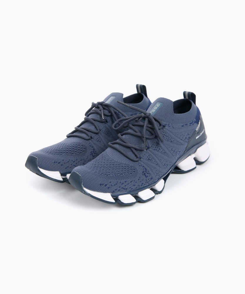 Ballop BSR Tivat Knit Running Sneakers [Navy]