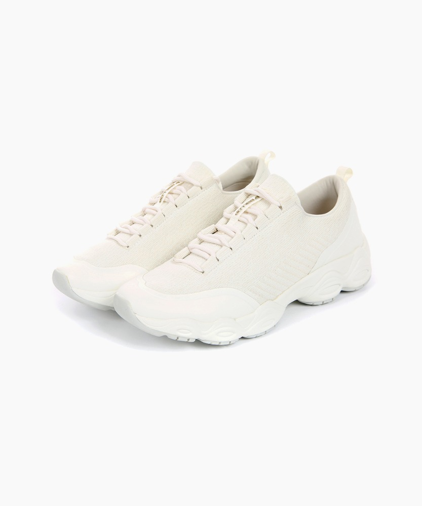 Balllop In-Tempo Run Unisex Sneakers [White]