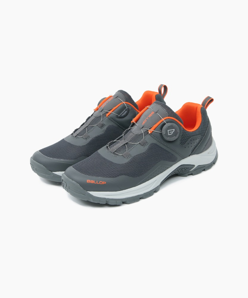 Ballop Kotor Trekking Shoes [Gray]