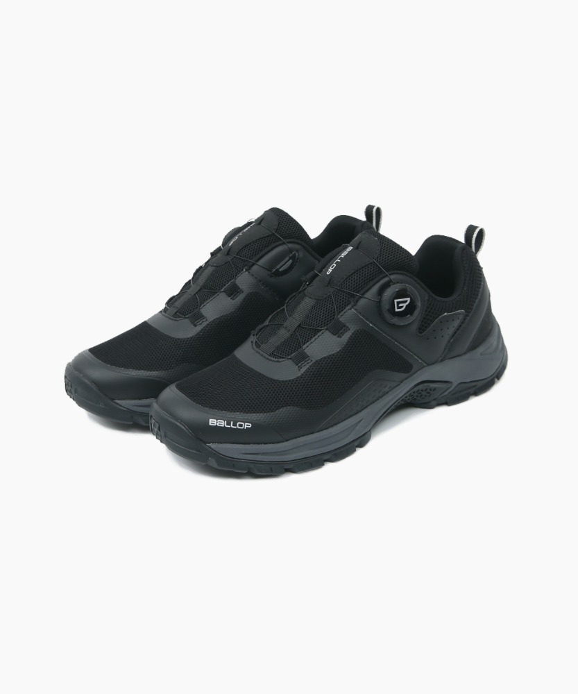 Ballop Kotor Trekking Shoes [Black]