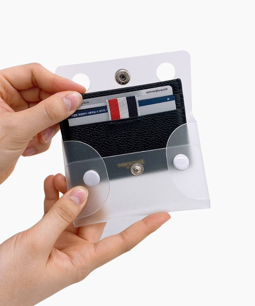 Ballop Antibacterial ID Card Holder Case