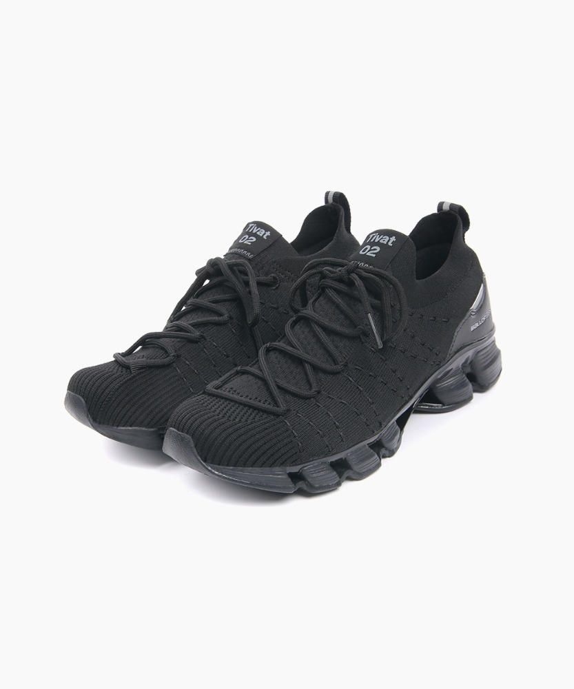Ballop Tivat Run Version 2.0 Sneakers [All Black]