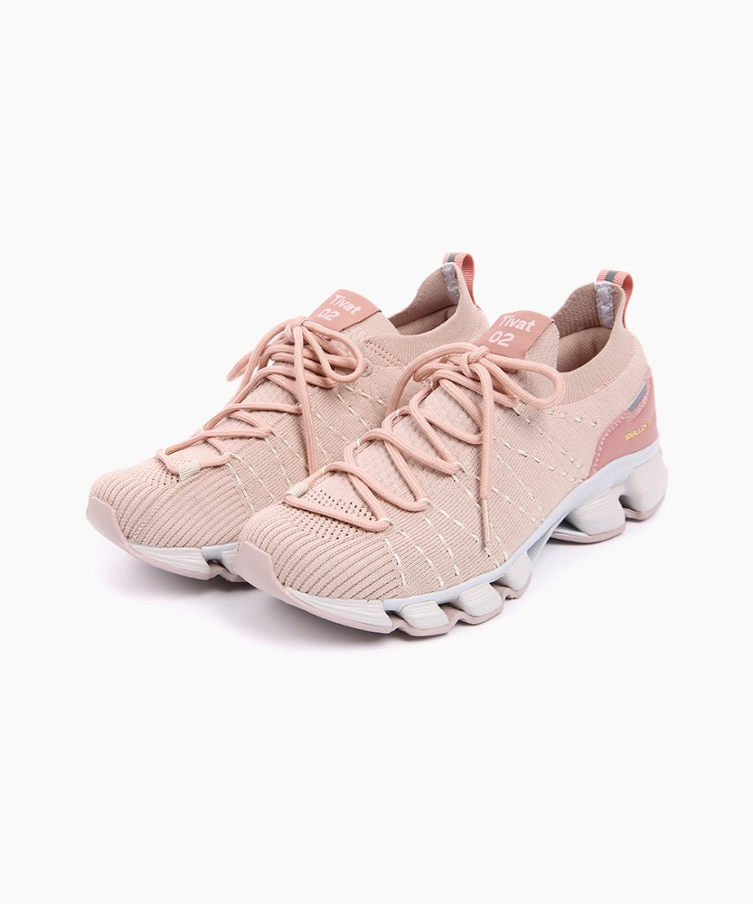 Ballop Tivat Run Version 2.0 Sneakers [Pink]